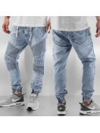 VSCT Clubwear Neo Cuffed Jeans Blue Moonwash