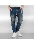 VSCT Clubwear Antifit Ben Twisted bleu