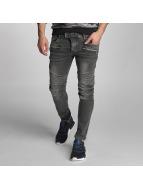 VSCT Clubwear Antifit-farkut Liam Biker harmaa