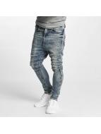 VSCT Clubwear Antifit Kyoto Jogg Bleached modrý