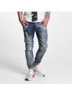VSCT Clubwear Antifit Hank Twisted modrý