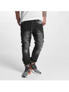 VSCT Clubwear Antifit Drake Asym Buttonfly noir
