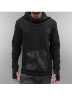 VSCT Clubwear Bluzy z kapturem Tube czarny