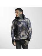 VSCT Clubwear Bluzy z kapturem Twisted Camoprint moro