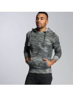VSCT Clubwear Bluzy z kapturem Raw Edge Camo moro