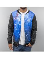 VSCT Clubwear College Jacke Galaxy schwarz