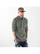 VSCT Clubwear Felpa con cappuccio Layer cachi
