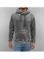 VSCT Clubwear Hoodie Burnout Twisted grey