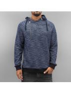 VSCT Clubwear Hoodies Shiro 2 Zip Moulinee Kangool indigo