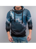 VSCT Clubwear Hoody Dark Clouds blau