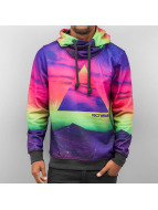 VSCT Clubwear Hoody Abstract Colour bunt
