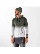 VSCT Clubwear Hoody Biker khaki