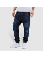 VSCT Clubwear Noah Cuffed Jeans Watersave Blue
