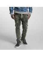 VSCT Clubwear Keanu Lowcrotch Jeans Grey Moonwash