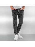 VSCT Clubwear Jeans slim fit Lazer Racer nero