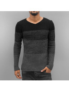 VSCT Clubwear Izumo Printed Sweatshirt Black