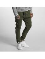 VSCT Clubwear Jogging kalhoty Nexus hnědožlutý