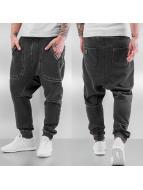 VSCT Clubwear joggingbroek Slim Arc Leg grijs