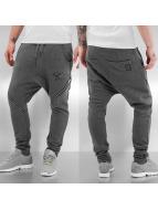 VSCT Clubwear joggingbroek Zipped Leg Avantgarde grijs