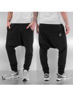 VSCT Clubwear joggingbroek Shogun Jersey zwart