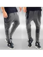 VSCT Clubwear Jogginghose Lowcrotch Jersey grau