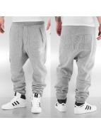 VSCT Clubwear Jogginghose Logo Arkleg Crotch grau