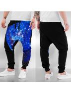 VSCT Clubwear Jogginghose Cubism schwarz