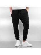VSCT Clubwear Jogginghose Bomber schwarz