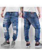 VSCT Clubwear Kapeat farkut Clubwear Noah 5 sininen