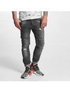 Kevin Slim Biker Jeans G...
