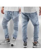 Neo Cuffed Jeans Blue Mo...