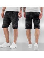 VSCT Clubwear Pantalón cortos Max Racer negro