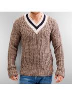 VSCT Clubwear Pullover College braun