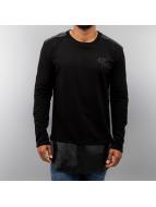 VSCT Clubwear Pullover Biker schwarz