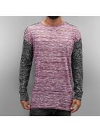 VSCT Clubwear Pulóvre 2 Colour Moulinee èervená