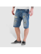 VSCT Clubwear Shorts Anthony Denim Bermuda blau