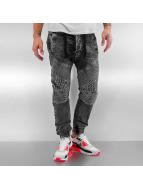 VSCT Clubwear Skinny jeans Neo Cuffed grå