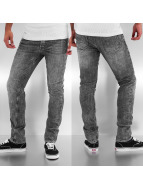 VSCT Clubwear Straight fit jeans Anthony Slim Fit 5 Pocket grijs