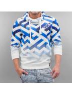 VSCT Clubwear Sweat à capuche Maze blanc
