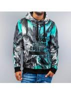 VSCT Clubwear Sweat à capuche Palms multicolore