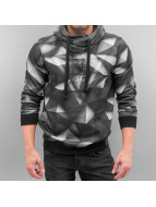 VSCT Clubwear Sweat à capuche Black Diamond noir