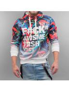 VSCT Clubwear Sweat capuche Awsome Fresh multicolore