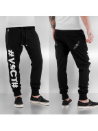 VSCT Clubwear Sweat Pant Hashtag black