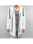 VSCT Clubwear Sweatvest Hooded Luxury Asym Sweat wit