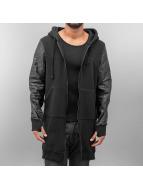 VSCT Clubwear Sweatvest Xtended zwart