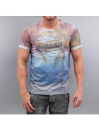 VSCT Clubwear T-paidat Summer Camp kirjava
