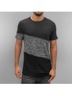 VSCT Clubwear T-Shirt Sate Mix Fabric gray
