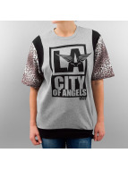VSCT Clubwear t-shirt City Of Angels grijs