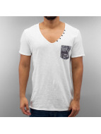 VSCT Clubwear t-shirt Haze V Neck wit