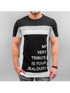 VSCT Clubwear t-shirt My Tribute zwart